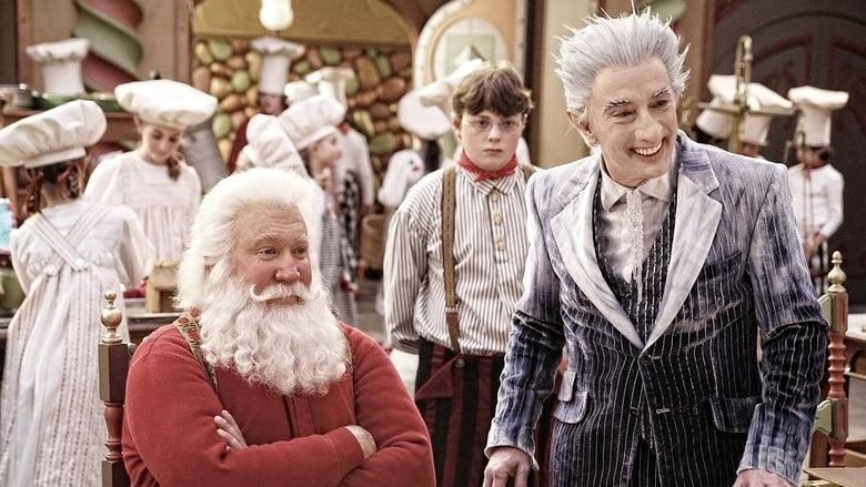 Договор за Дядо Коледа 3: Избягалият Дядо Коледа (2006) - Гледай онлайн