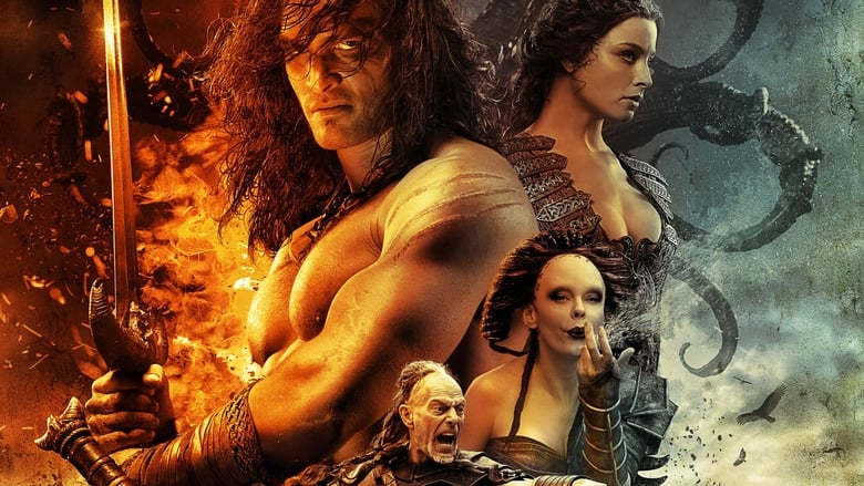 Конан варварина (2011) - Гледай онлайн