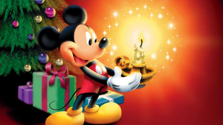 Мики Маус: Веднъж на Коледа (1999) - Гледай онлайн