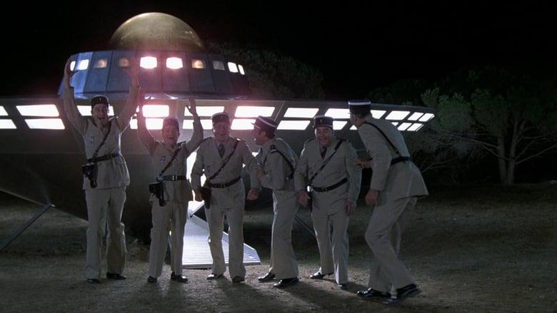 Πoлицaят и извънземнитe (1979) - Гледай онлайн