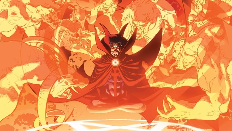 Доктор Стрейндж: Върховният магьосник (2007) - Гледай онлайн