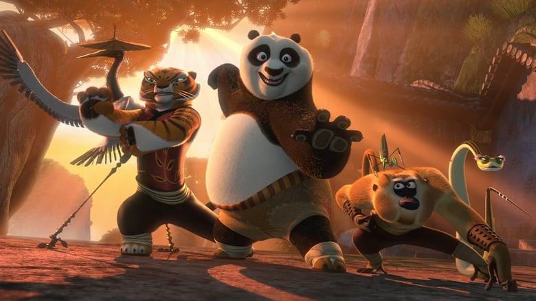 Кунг-фу панда 2 (2011) - Гледай онлайн