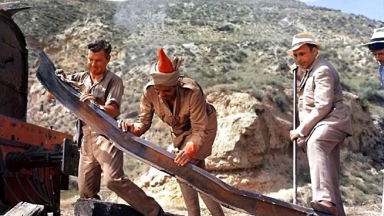 Северозападната граница (1959) - Гледай онлайн