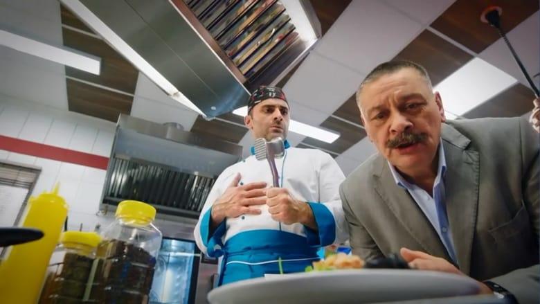 Кухня: Война за хотел - Сезон 1, епизод 11