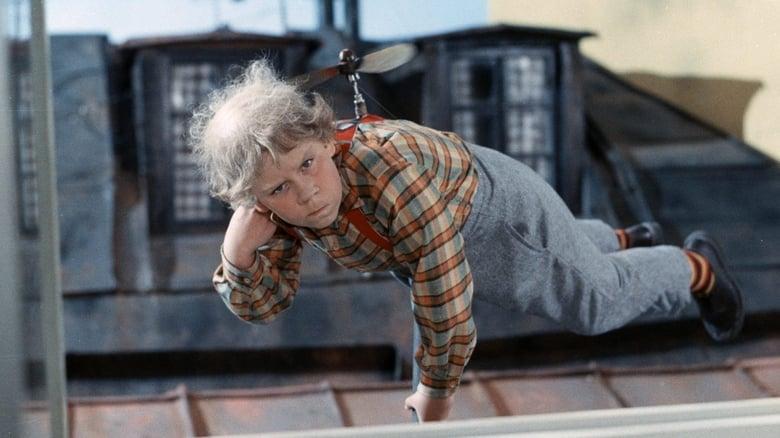 Карлсон, който живее на покрива (1974) - Гледай онлайн